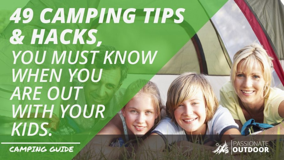 camping tips and hacks