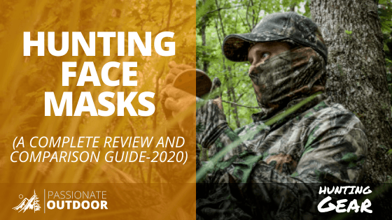 hunting face mask