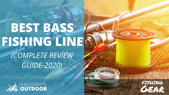 best bass fishing line