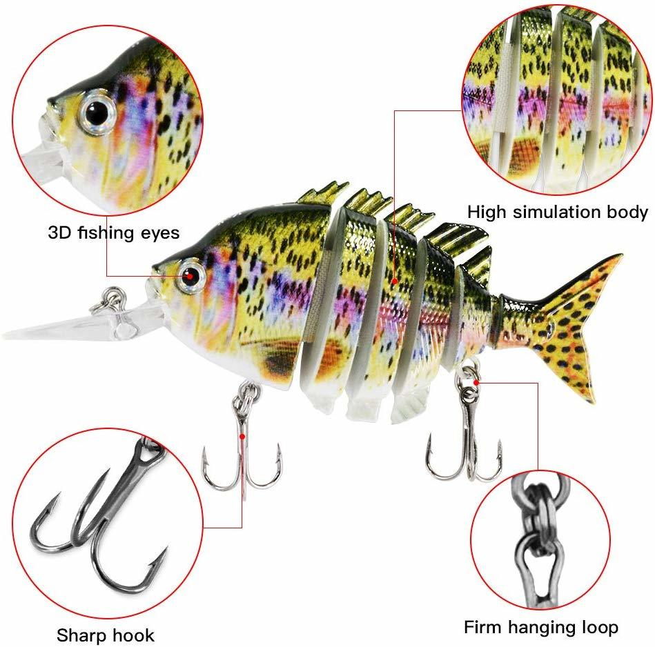 Bass lure review 4