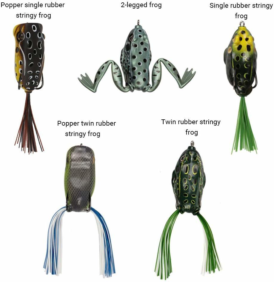 bass lure review 5